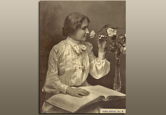 essays by helen keller